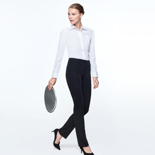 Pantalon femme de serveuse WAITRESS noir en vente chez Textile Direct