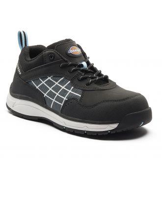 Chaussures de sécurité femme ELORA DFC9536 - Black / Blue