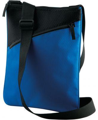 Sac bandoulière pour tablette / documents KI0304 - Royal Blue