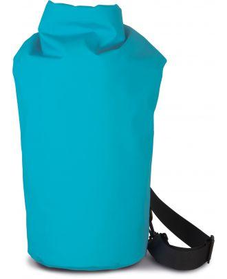 Sac étanche 15 litres KI0646 - Aqua Blue
