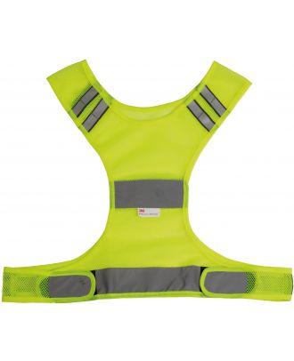 Gilet sport en filet KP705 - Fluorescent Yellow