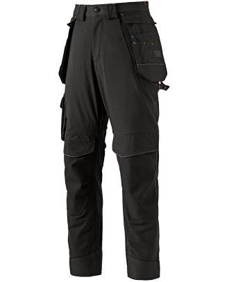 Pantalon de travail MORPHIX TIM0A4QTB - Black