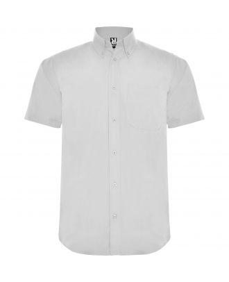 Chemise manches courtes AIFOS blanche