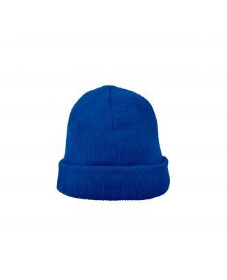 Bonnet PLANET bleu royal