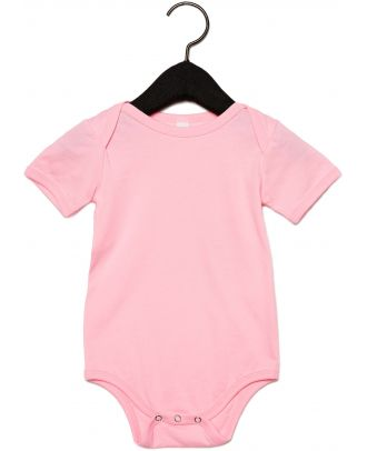 Body manches courtes bébé - Pink