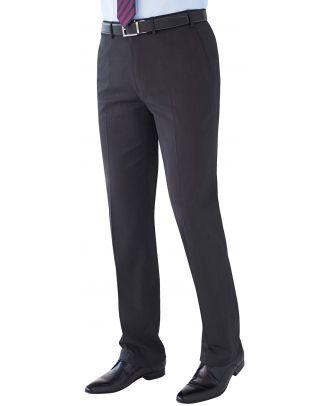 Pantalon Phoenix 8755 - Charcoal Pin Dot