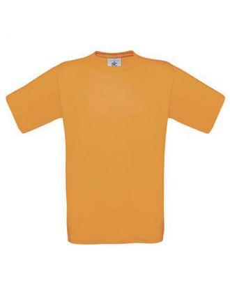 T-shirt enfant manches courtes exact 150 CG149 - Orange