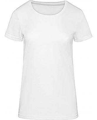 T-shirt femme B&C Sublimation TW063 - White