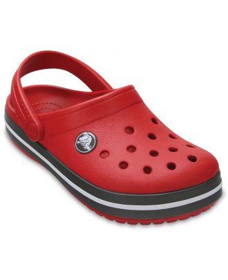 Sabots Crocs™ Crocband Kids 204537 - Pepper Graphite