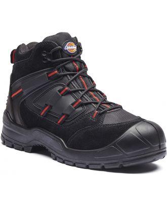 Chaussures montantes de sécurité Everyday - Black / Red