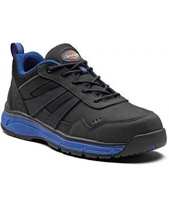 Chaussures de sécurité TRAINERS EMERSON DFC9532 - Black / Royal Blue