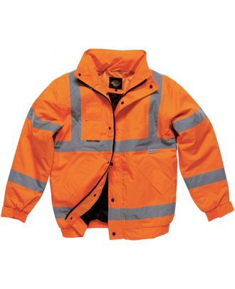 Bomber Haute Visibilité SA22050 - Safety Orange