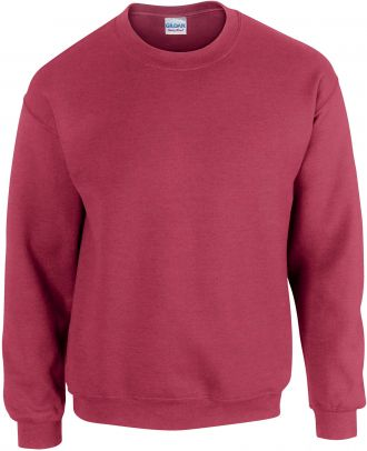 Sweat-shirt col rond Heavy Blend™ GI18000 - Antique Cherry Red