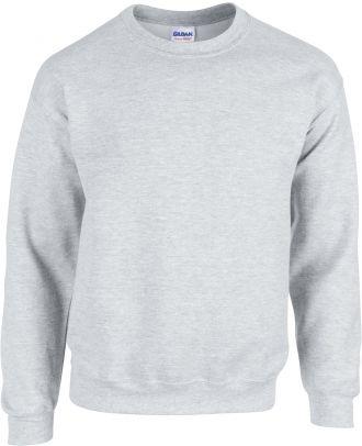Sweat-shirt col rond Heavy Blend™ GI18000 - Ash
