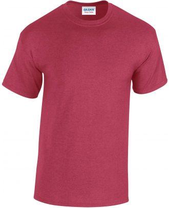 T-shirt homme manches courtes Heavy Cotton™ 5000 - Antique Cherry Red
