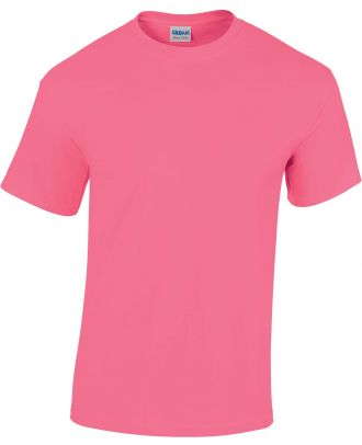 T-shirt homme manches courtes Heavy Cotton™ 5000 - Safety Pink
