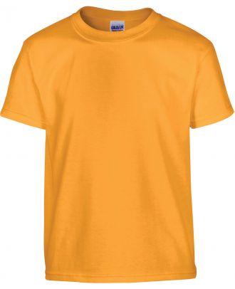 T-shirt enfant manches courtes heavy 5000B - Gold