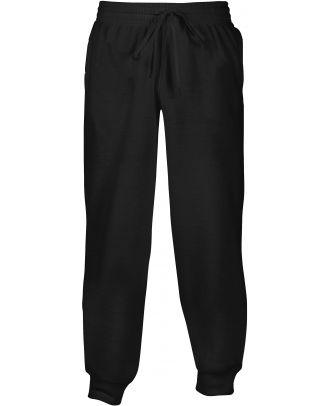 Pantalon de jogging bas élastiqué HEAVY BLEND™ GIC18120 - Black