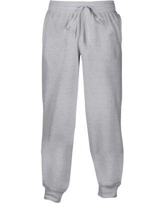 Pantalon de jogging bas élastiqué HEAVY BLEND™ GIC18120 - Sport grey
