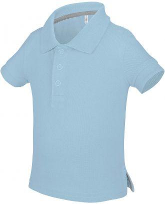 Polo bébé manches courtes K248 - Sky Blue