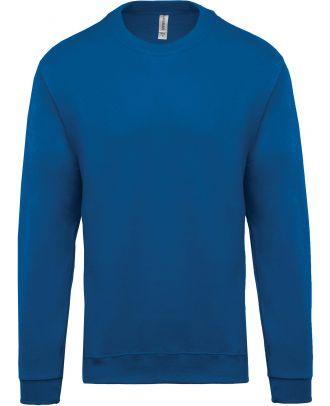 Sweat-shirt unisexe col rond K474 - Light Royal Blue