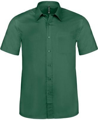 Chemise manches courtes Ace K551 - Forest Green