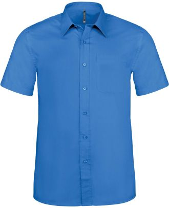 Chemise manches courtes Ace K551 - Light Royal Blue
