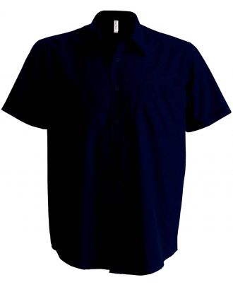 Chemise manches courtes Ace K551 - Navy
