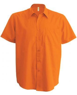 Chemise manches courtes Ace K551 - Orange