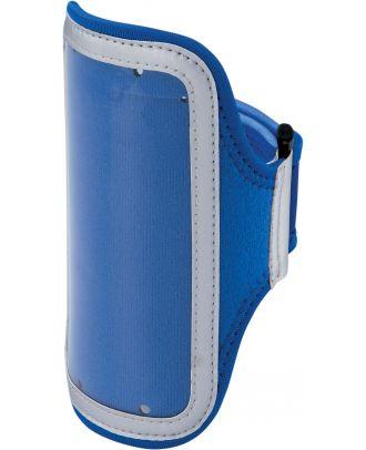 Brassard pour smartphone KI0325 - Royal Blue-One Size