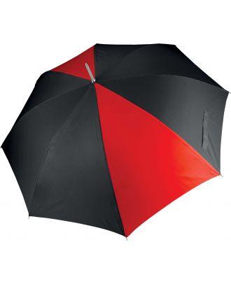 Parapluie de golf KI2007 - Black / Red