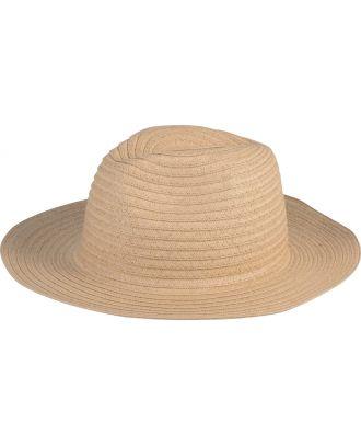 Chapeau de paille classique KP610 - Natural