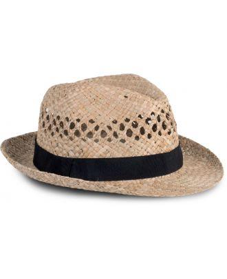 Chapeau Panama tréssé KP613 - Natural
