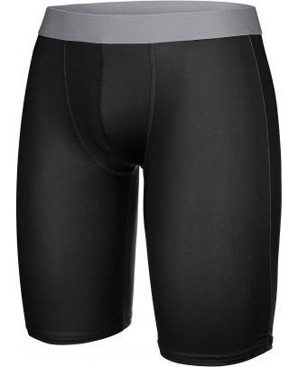 Sous-short long sport PA007 - Black
