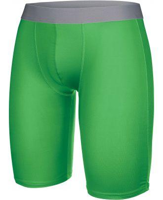 Sous-short long sport PA007 - Green