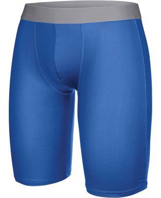 Sous-short long sport PA007 - Sporty Royal Blue
