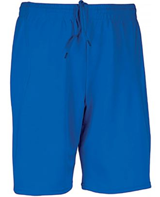 Short de sport PA101 - Sporty Royal Blue