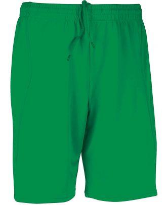 Short enfant de sport PA103 - Green