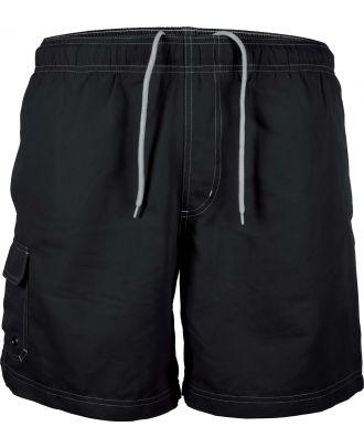 Short de bain PA119 - Black