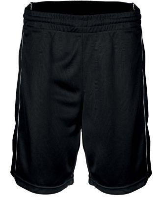 Short enfant Basket PA161 - Black