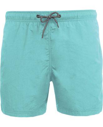 Short de bain PA168 - Light Turquoise