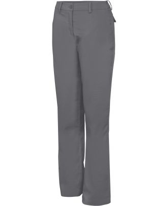Pantalon femme golf PA175 - sporty grey
