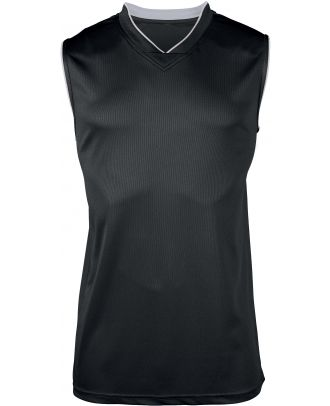Maillot Basket-ball homme PA459 - Black