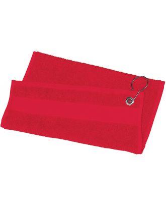 Serviette de golf PA570 - Red