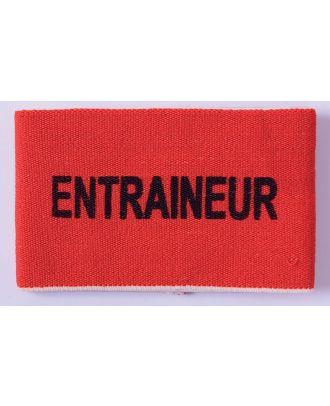 Brassard Entraineur PA677 - Red