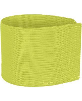 Brassard élastique vierge PA679 - Fluorescent Yellow