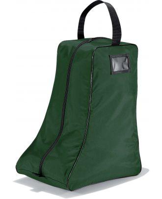 Sac à bottes QD86 - Bottle Green / Black