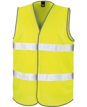 Gilet de sécurité High Viz Motorist R200X - Fluorescent Yellow