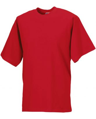 T-shirt col rond classic ZT180 - Classic Red