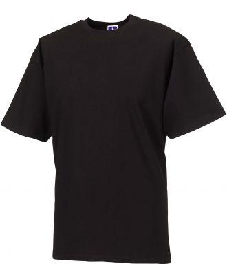 T-shirt classic heavy ZT215 - Black